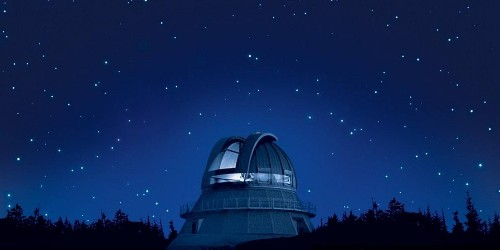 Quebec's Mont-Mégantic National Park is one of the best places on the planet to stargaze