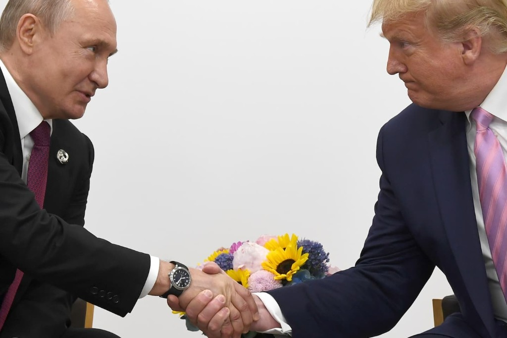 Trump would do anything for Putin. No wonder he's ignoring the Russian bounties.