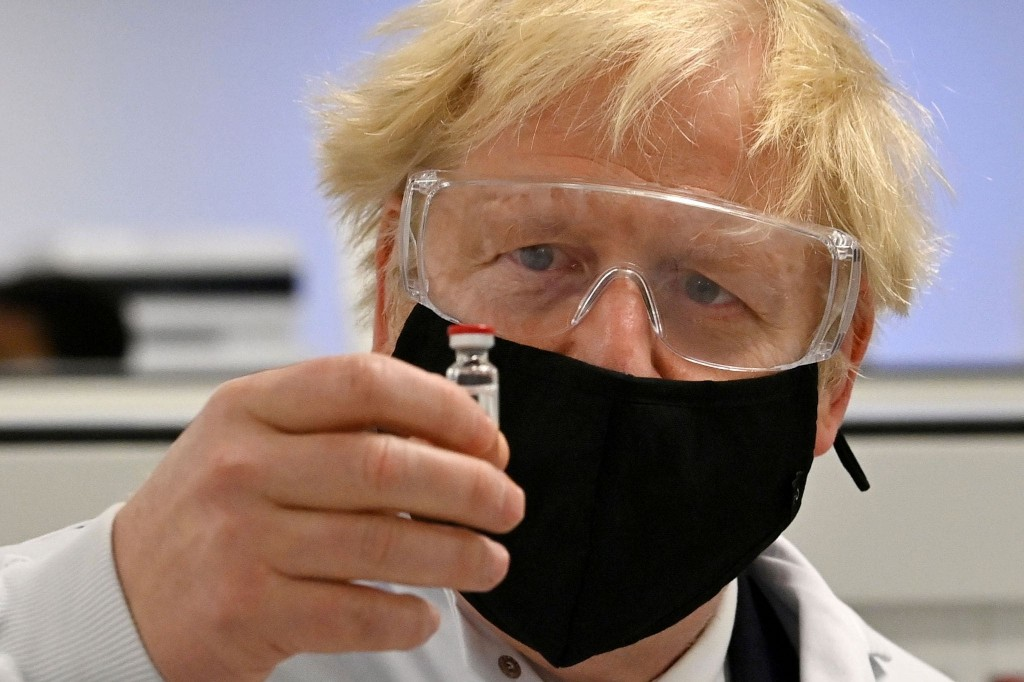 Britain races to become the first Western country to approve a coronavirus vaccine