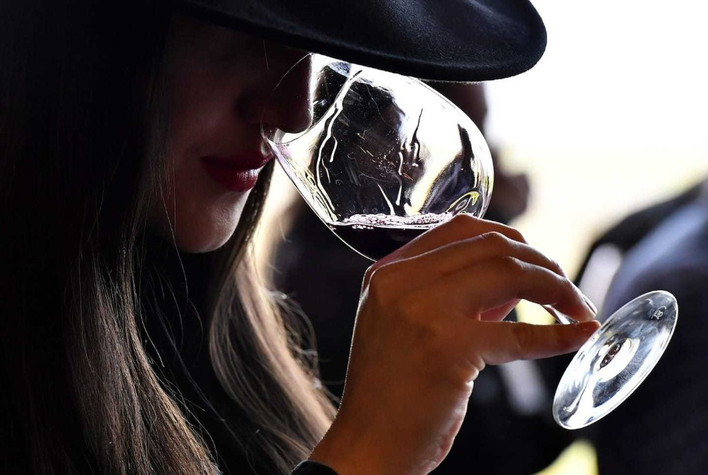 Yes, you should stick your nose in the wine glass before you taste it. Here's why.