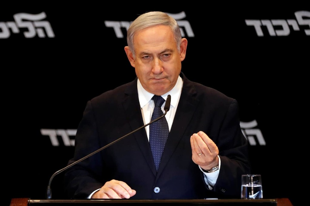 Netanyahu to ask Israeli parliament for immunity from criminal charges