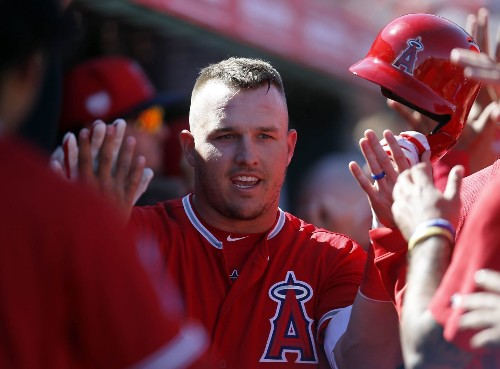 Mike Trout, Angels finalizing a record 12-year, roughly $430 million extension