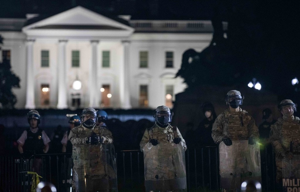 89 former Defense officials: The military must never be used to violate constitutional rights