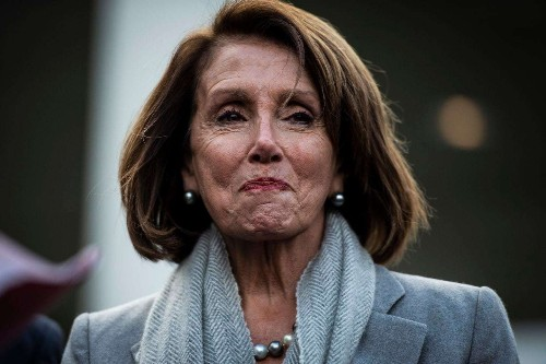 Pelosi knows the magic word for beating Trump: 'No'