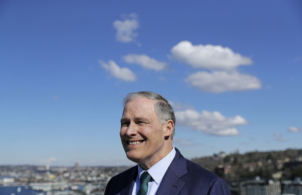 More candidates should have Jay Inslee's problem