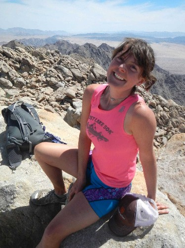 How this woman broke the record for hiking the Appalachian Trail
