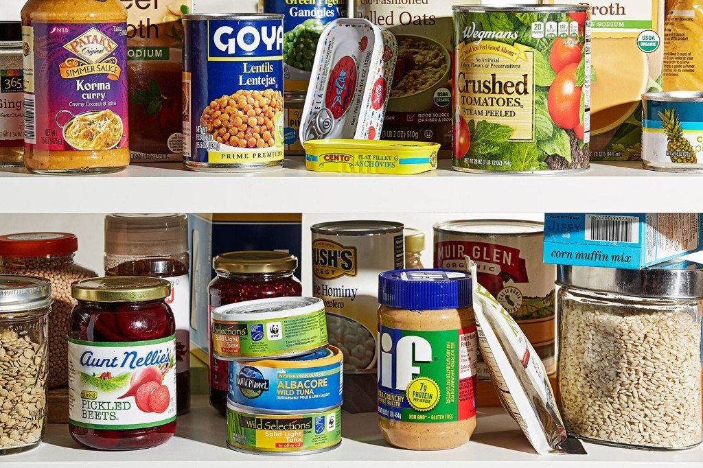 Here's how Padma Lakshmi and other expert cooks say you should stock your pantry for a coronavirus quarantine