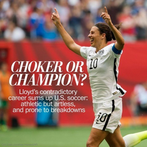 USA Women - Magazine cover