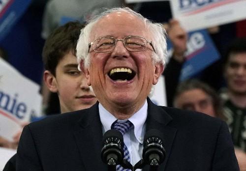 Don't look now, but Bernie Sanders's coalition is expanding