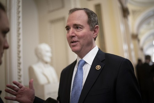 Has Trump corrupted the coronavirus supply chain? Schiff wants to know.