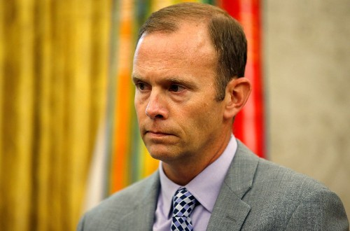 FEMA Administrator Brock Long says Puerto Rico hurricane death toll numbers are 'all over the place'