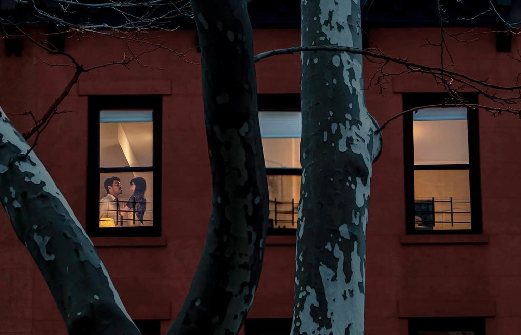 A photographer turned spy captures a city of sheltering-at-home artists