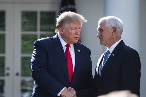 Pence seeks to dodge impeachment spotlight as his Ukrainian moves attract notice