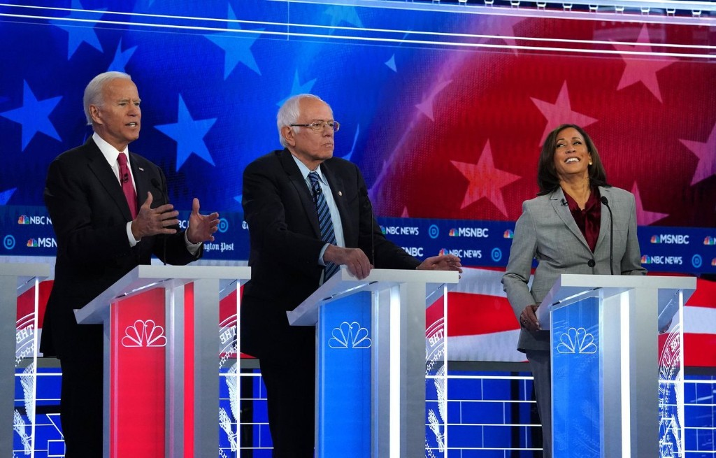 Fact-checking the fifth Democratic presidential debate