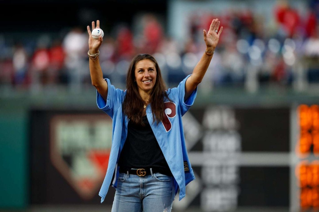 Carli Lloyd doesn't need the NFL to prove anything. She already has.