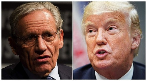 President Trump is unfit for office. Bob Woodward's 'Fear' confirms it.