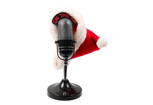 Jingle bell rock: Lots of radio stations go all-Christmas in December. Here's why.