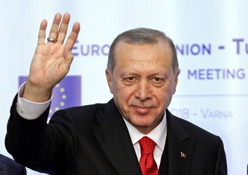 The United States and Turkey have both fallen far