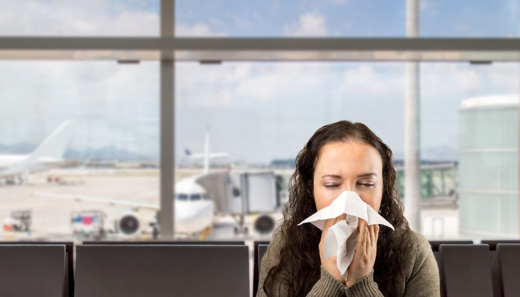 Too sick to fly: Should airlines offer refunds to infectious passengers?