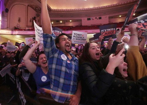 For Democrats, a midterm election that keeps on giving