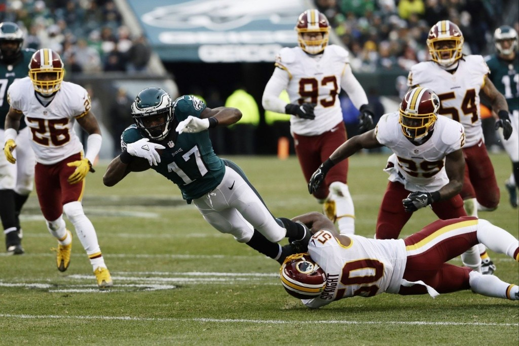 Redskins' Martrell Spaight gets education on playing inside linebacker