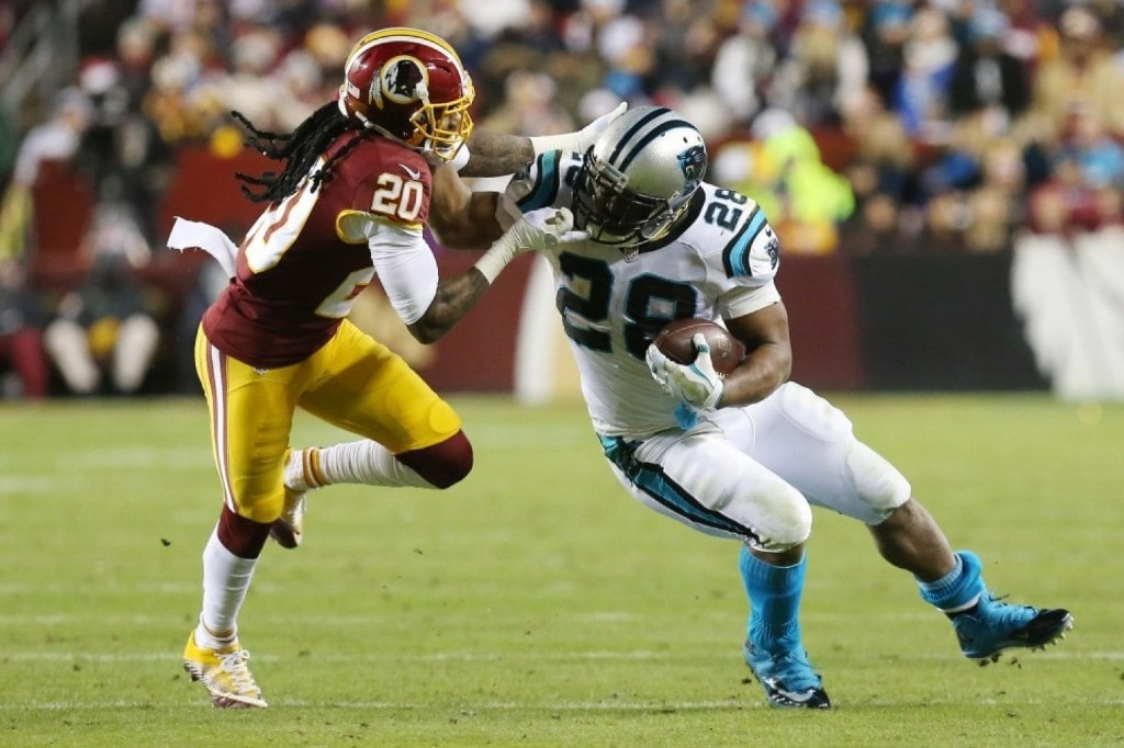 Five observations from the Redskins' loss to the Panthers
