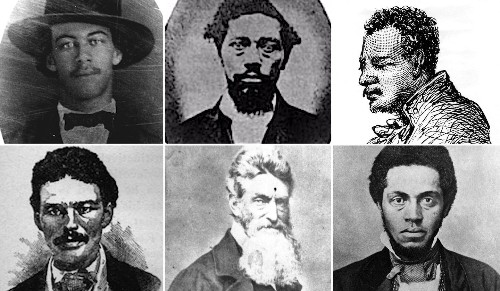 Five black men raided Harpers Ferry with John Brown. They've been forgotten.