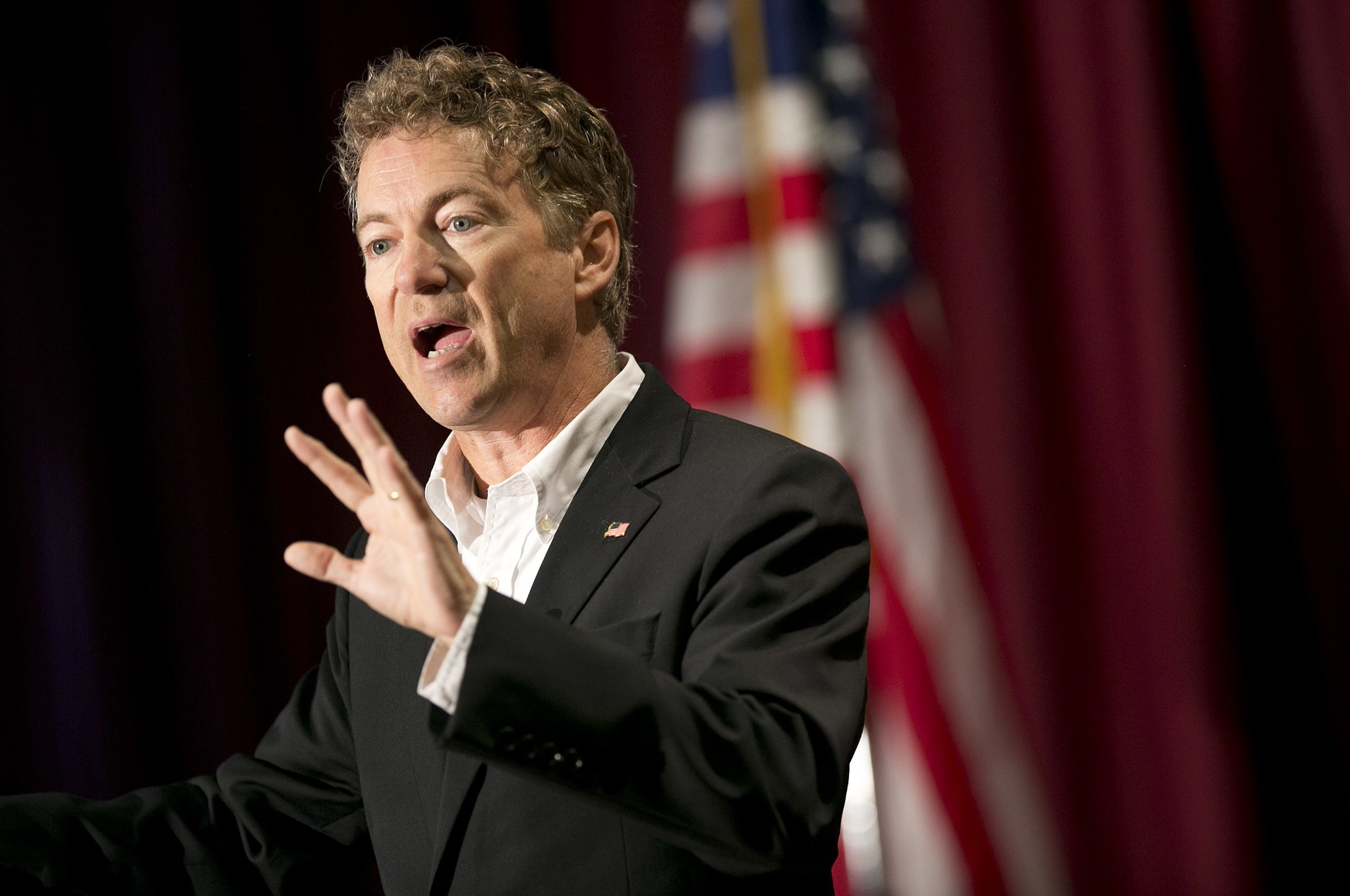 Rand Paul's sneak attack strategy