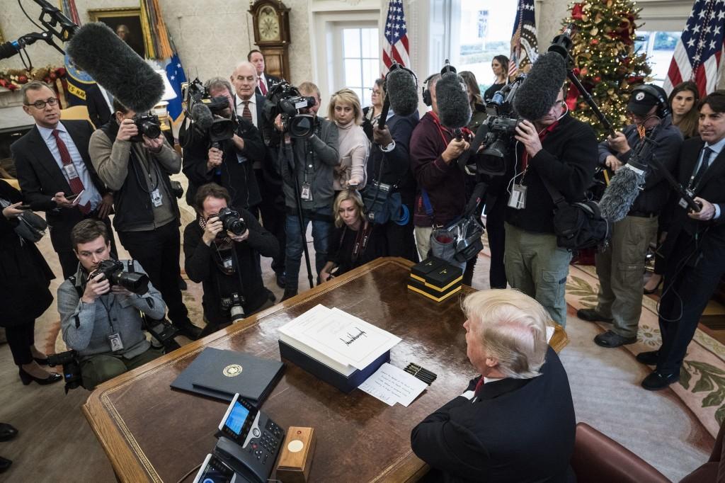 'Do as I say not as I do': Blockbuster NYT report casts new light on Trump's tax rhetoric