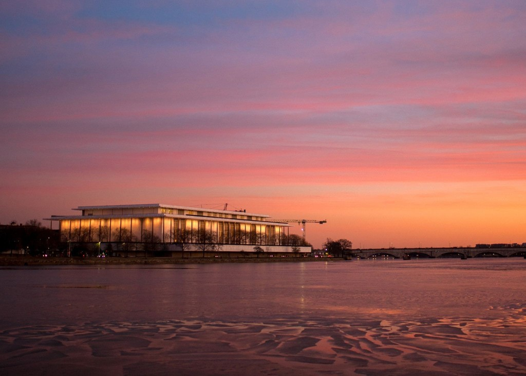 Kennedy Center cancels live performances through spring. Honors are still on, with a different look.