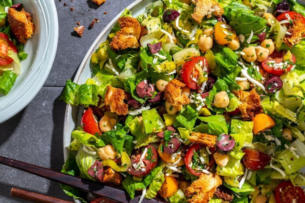 Italian Chopped Salad - The Washington Post