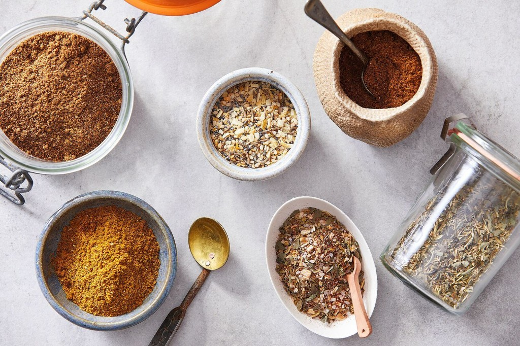 6 spice blends to make at home, including garam masala, ras el hanout and Cajun seasoning