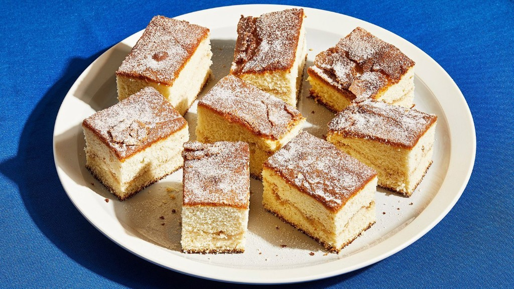 This classic coffee cake is what good mornings are made of