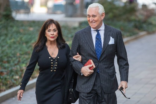 Roger Stone found guilty in federal case