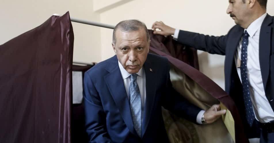 Turkey takes a big step toward nationalist fascism