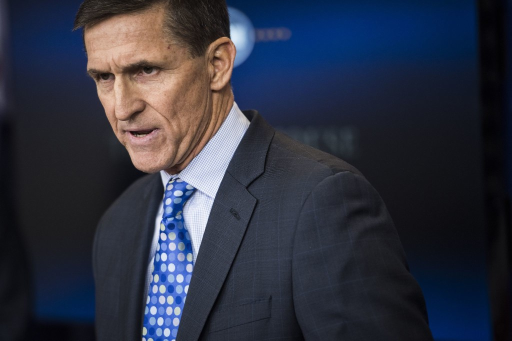 Trump's pardon of Michael Flynn is a parting disgrace