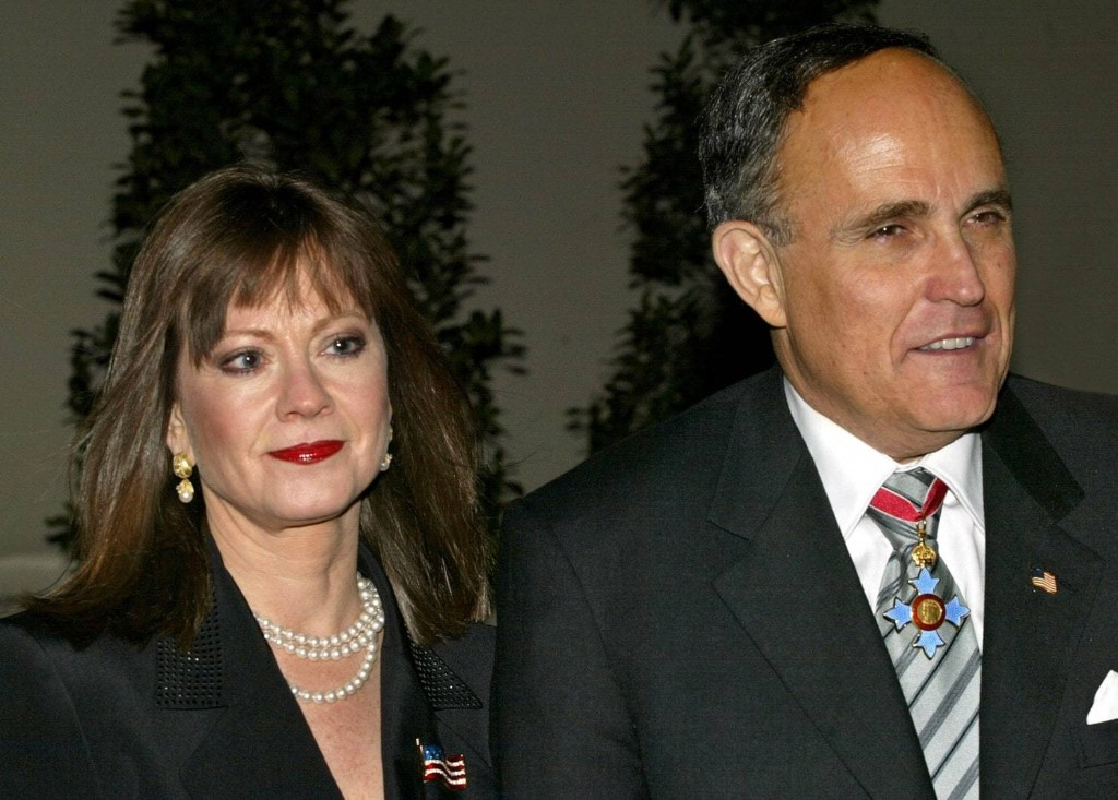 Third time was not the charm: Rudy Giuliani's latest divorce is bitter, expensive and very public