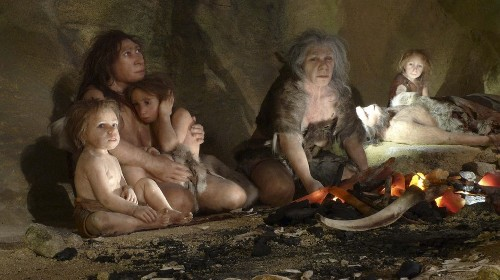 Humans bred with this mysterious species more than once, new study shows
