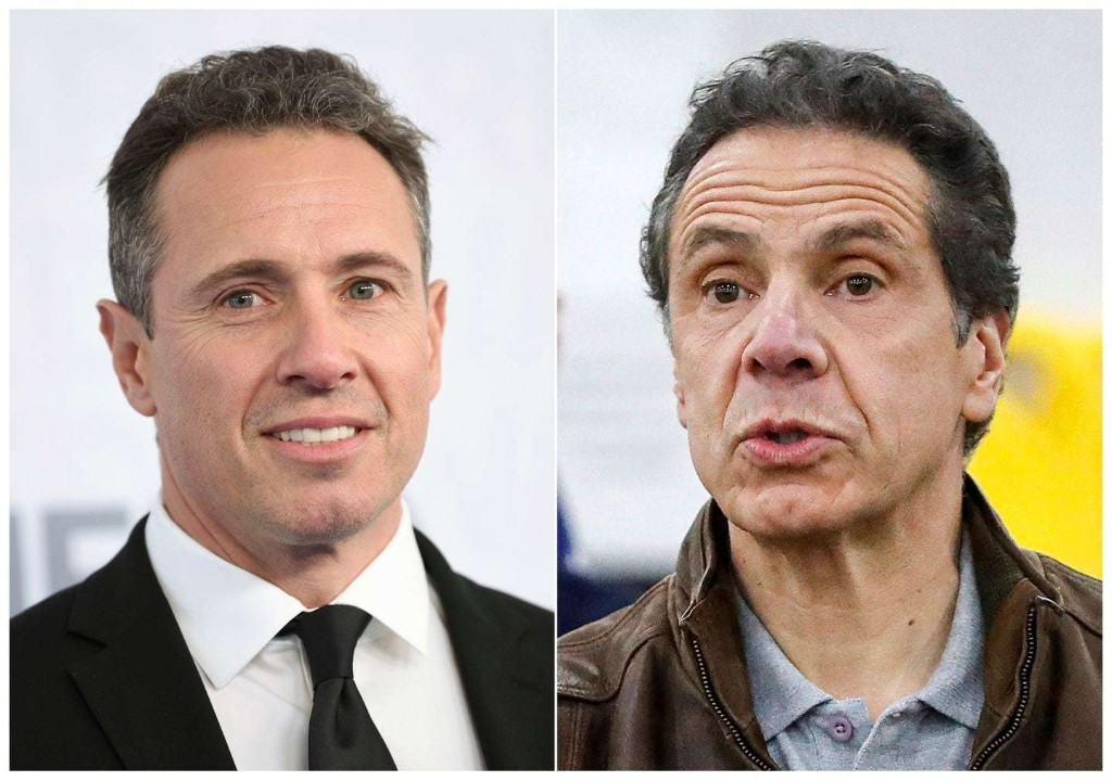 The Cuomo brothers put on quite a show. Should the journalism-ethics police shut it down?