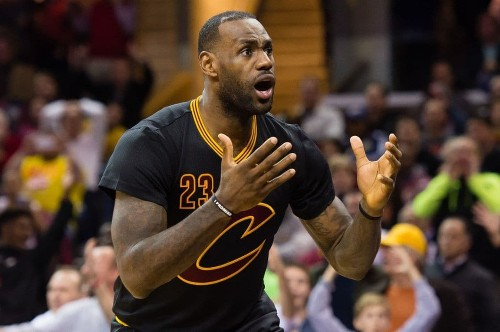 Cavaliers are good, but they're not as good as the Warriors or Spurs