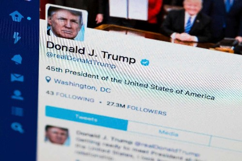 Let's address the elephant in the room: Why does it take Trump so long to tweet?