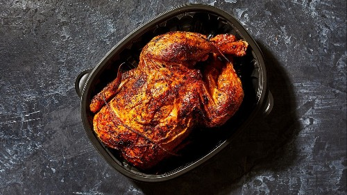 Buy a rotisserie chicken and you're one big step closer to a fantastic meal