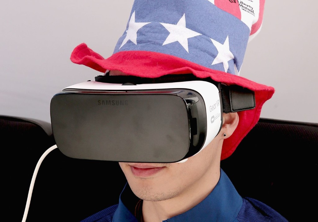 Why virtual reality won't transform sports viewing