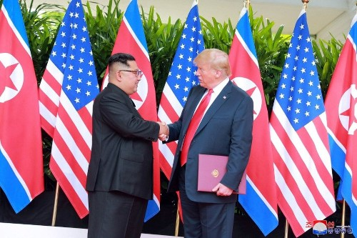 Trump's North Korea farce is now plain for all to see