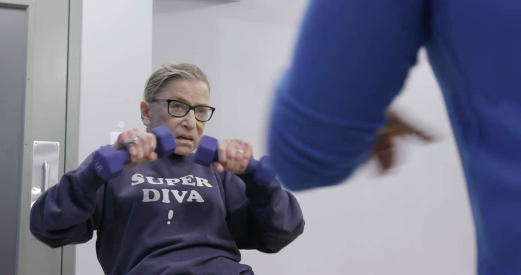 The new film 'RBG' reveals how Ruth Bader Ginsburg became a meme — and why that's so surprising