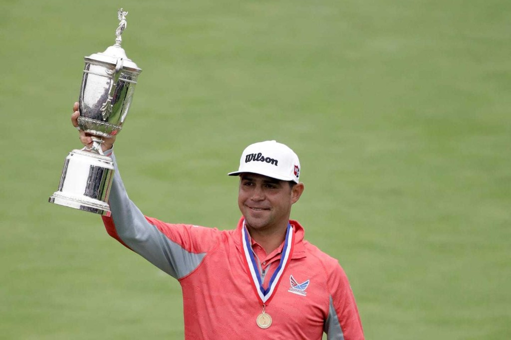 Gary Woodland's belief never wavered, and now he's the U.S. Open champion