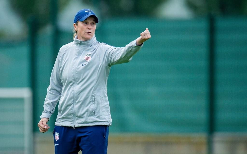 Jill Ellis quietly sits at the heart of U.S. juggernaut in Women's World Cup