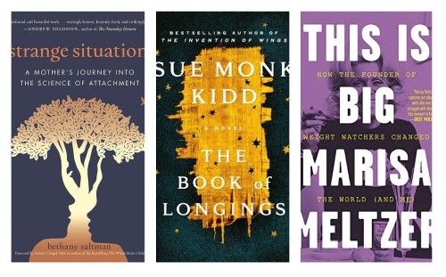 Ten books to read in April