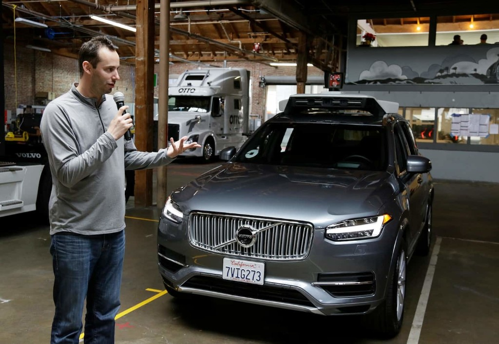 Former Google self-driving engineer, who prompted a lawsuit against Uber, gets hit with criminal charges