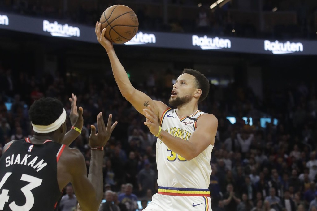 Stephen Curry's exhilarating return to Warriors begins a promising, unpredictable next chapter